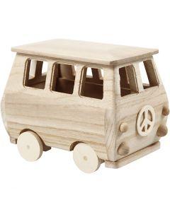 Minibuss, str. 17x10x13 cm, 1 stk.