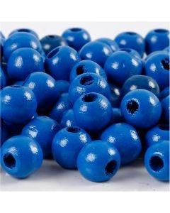 Treperler, dia. 12 mm, hullstr. 3 mm, blå, 22 g/ 1 pk., 40 stk.
