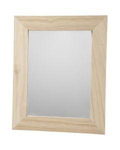 Speil, str. 26x32 cm, 1 stk.