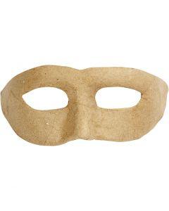 Zorromaske, H: 8 cm, B: 21 cm, 1 stk.