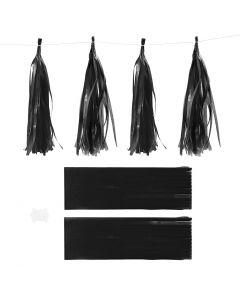 Dusk, str. 12x35 cm, 14 g, svart, 12 stk./ 1 pk.