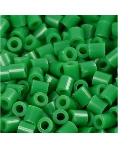 PhotoPearls, str. 5x5 mm, hullstr. 2,5 mm, grønn (16), 1100 stk./ 1 pk.