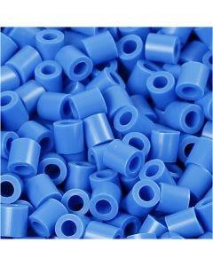 PhotoPearls, str. 5x5 mm, hullstr. 2,5 mm, blå (17), 6000 stk./ 1 pk.