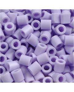 PhotoPearls, str. 5x5 mm, hullstr. 2,5 mm, lilac (24), 6000 stk./ 1 pk.