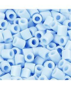 PhotoPearls, str. 5x5 mm, hullstr. 2,5 mm, lys blå (28), 6000 stk./ 1 pk.