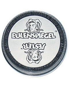 Eulenspiegel Ansiktsmaling, hvit, 20 ml/ 1 pk.