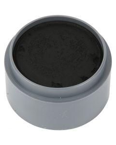 Grimas Ansiktsmaling, svart, 15 ml/ 1 boks