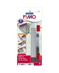FIMO® kniv, 3 stk./ 1 pk.