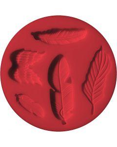 FIMO® former , fjær, dia. 7 cm, 1 stk.