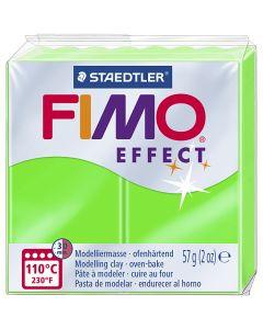 FIMO® Effect , neon grønn, 57 g/ 1 pk.