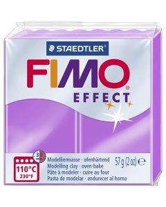 FIMO® Effect , neon lilla, 57 g/ 1 pk.