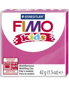 FIMO® Kids leire, pink, 42 g/ 1 pk.