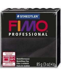 FIMO® Professional, svart, 85 g/ 1 pk.