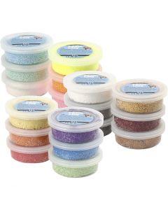 Foam Clay® , ass. farger, 3x30 pk./ 1 pk.