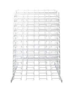 Kartongreol inkl. føtter, H: 900 mm, str. 500x700 mm, 1 sett