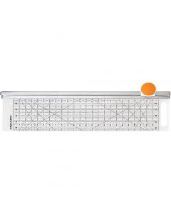 Combo Rotary Cutter & Ruler , L: 62 cm, B: 15,5 cm, 1 stk.