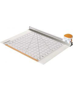 Combo Rotary Cutter & Ruler , L: 31 cm, 1 stk.