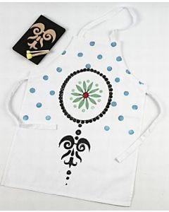 Tekstiler egnet til dekorasjon