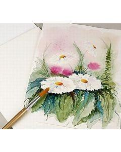 Akvarellblokk