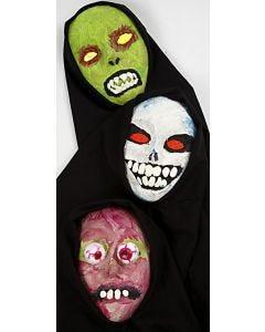 Uhyggelige masker
