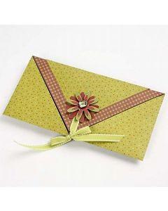 Brettet konvoluttkort