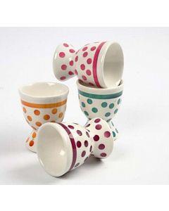 Prikket porselen