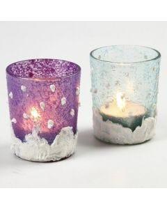 Lysglass med 3D Glass gel