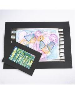 Bilde laget med akvarellblyant