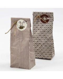 Gavepose brettet av Oslo designpapir