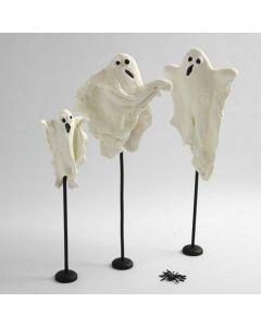 Selvlysende spøkelser av Silk Clay