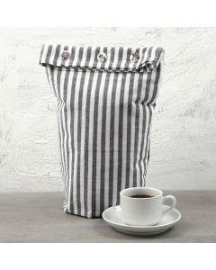 Tehette av kjøkkenhåndkle fra Vivi Gades designserie, Paris