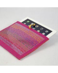 Cover av filt til iPad og iPhone