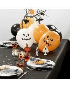 Oppdekking til Halloween
