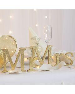 Bordpynt til Bryllup