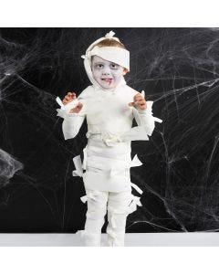 Halloweenkostyme som mumie