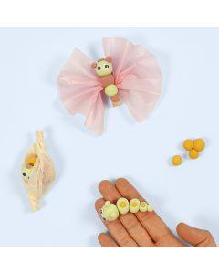 Modeller en sommerfugls livssyklus med Silk Clay