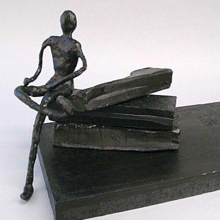 Skulptur i ostevoks