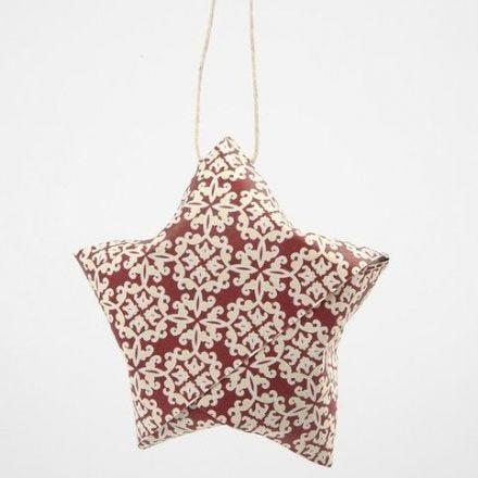 Stjerne brettet av papir