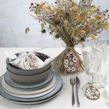Oppheng dekorert med Plus Color tusj og dekorasjonsfolie