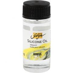 Silikonolje til Pouring Fluid, 20 ml/ 1 fl.