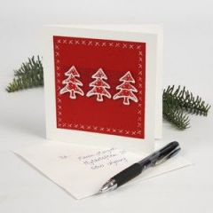 Søtt julekort