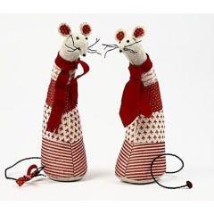 Vivi Gade nysgjerrige mus