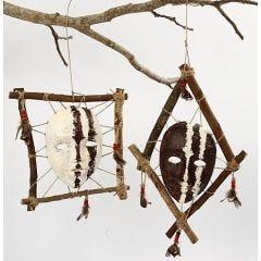 Afrikansk maskevev