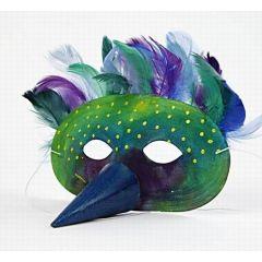 Fuglekonge maske