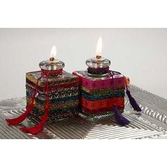 Indiske lysglass
