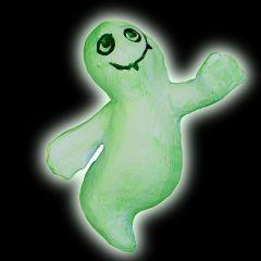 Selvlysende spøkelser av pappmache