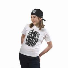 T-shirts med stofftrykk