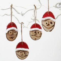 Frekke nisser klar til jul