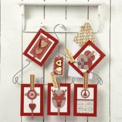 Julekort med Vivi Gade Design