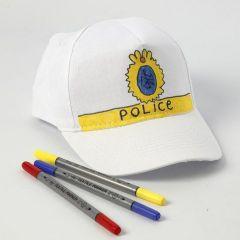 Caps med politisymbol